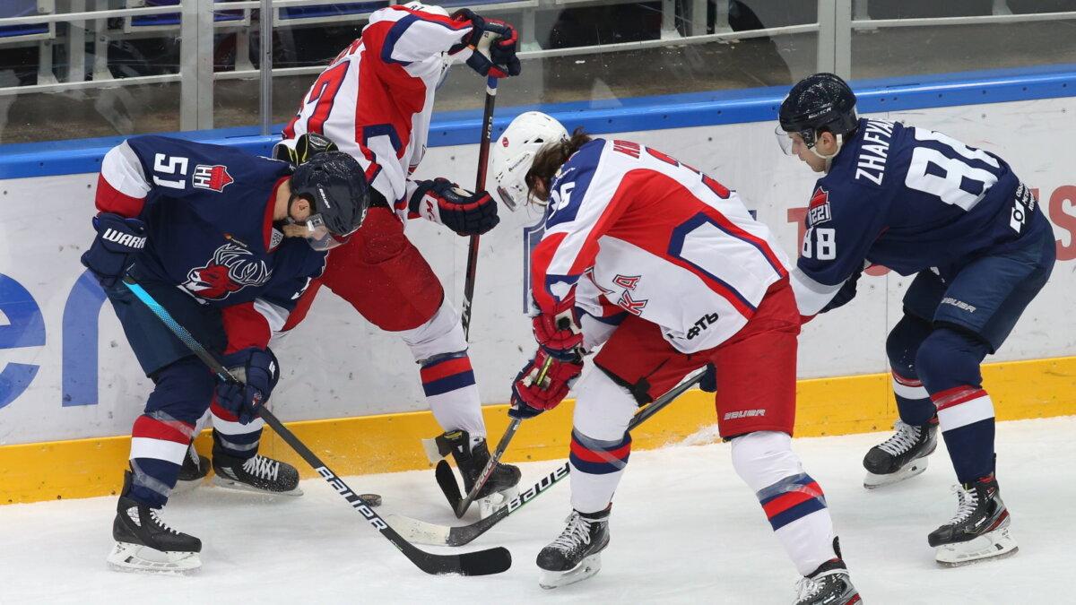 ЦСКА - Торпедо хоккей