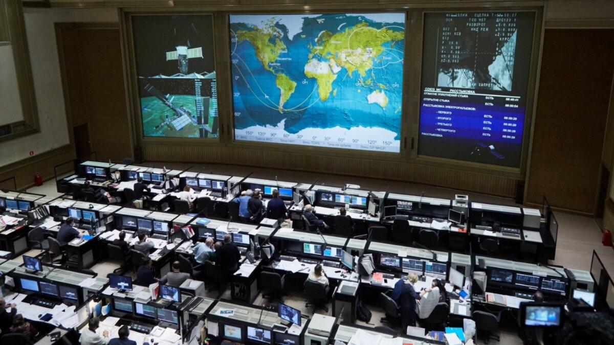 Центр управления полётами ЦУП