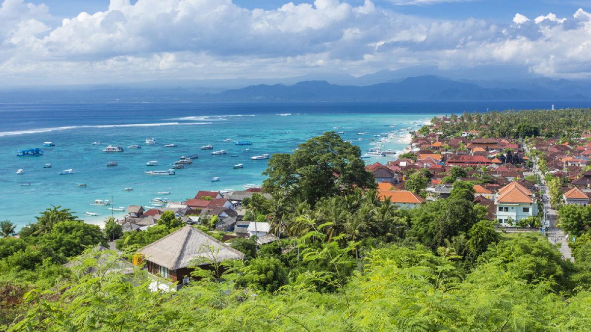 Бали пляж туризм