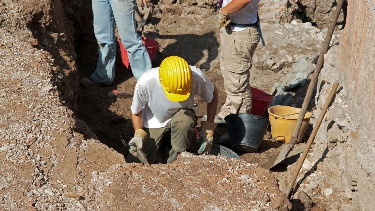 Археология раскопки два