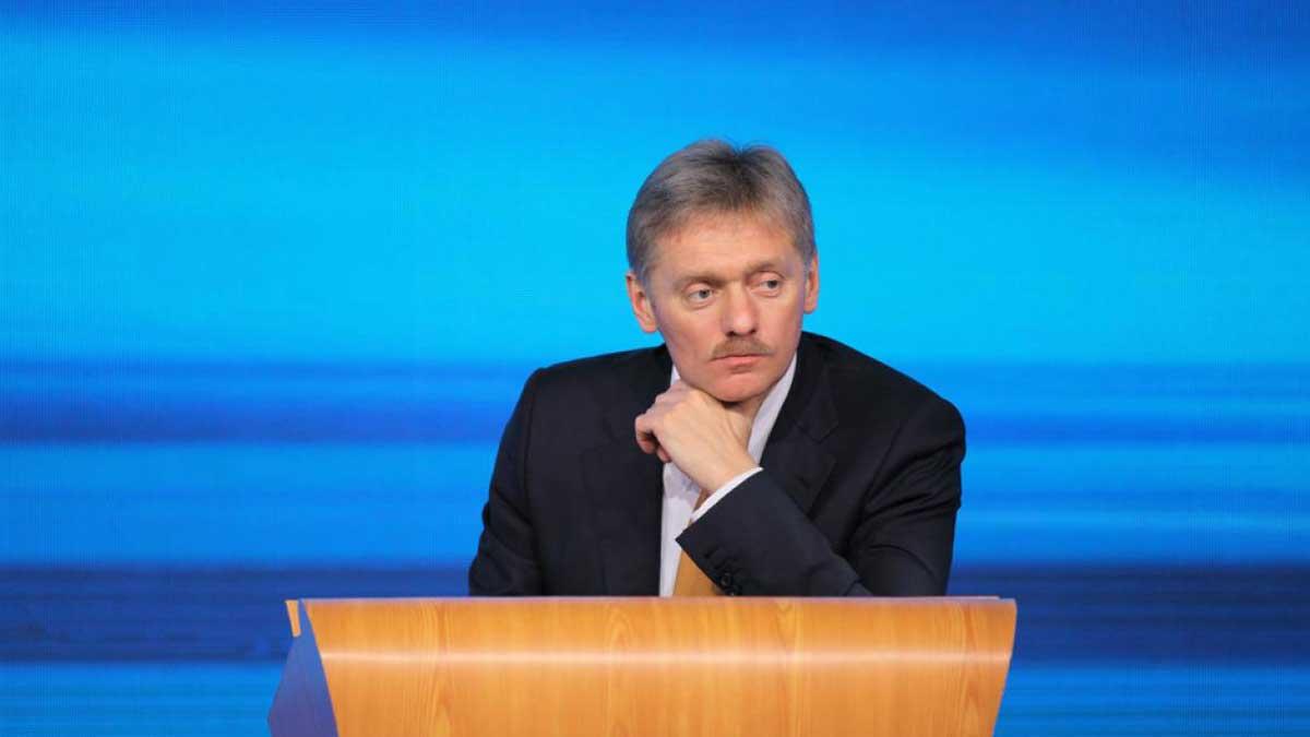 Дмитрий Песков The Dmitry Peskov - Press Attache for the President of Russian Federation