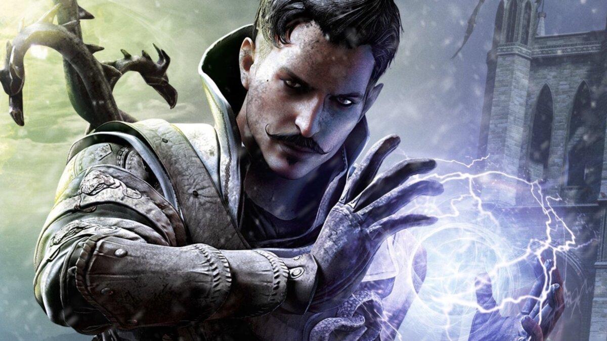 Компьютерная игра Dragon Age