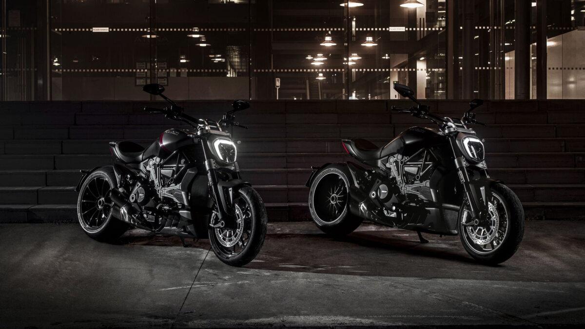 Мотоцикл Ducati XDiavel
