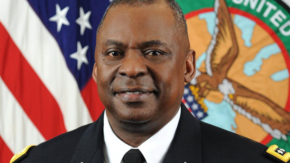 Генерал США Ллойд Дж Остин III