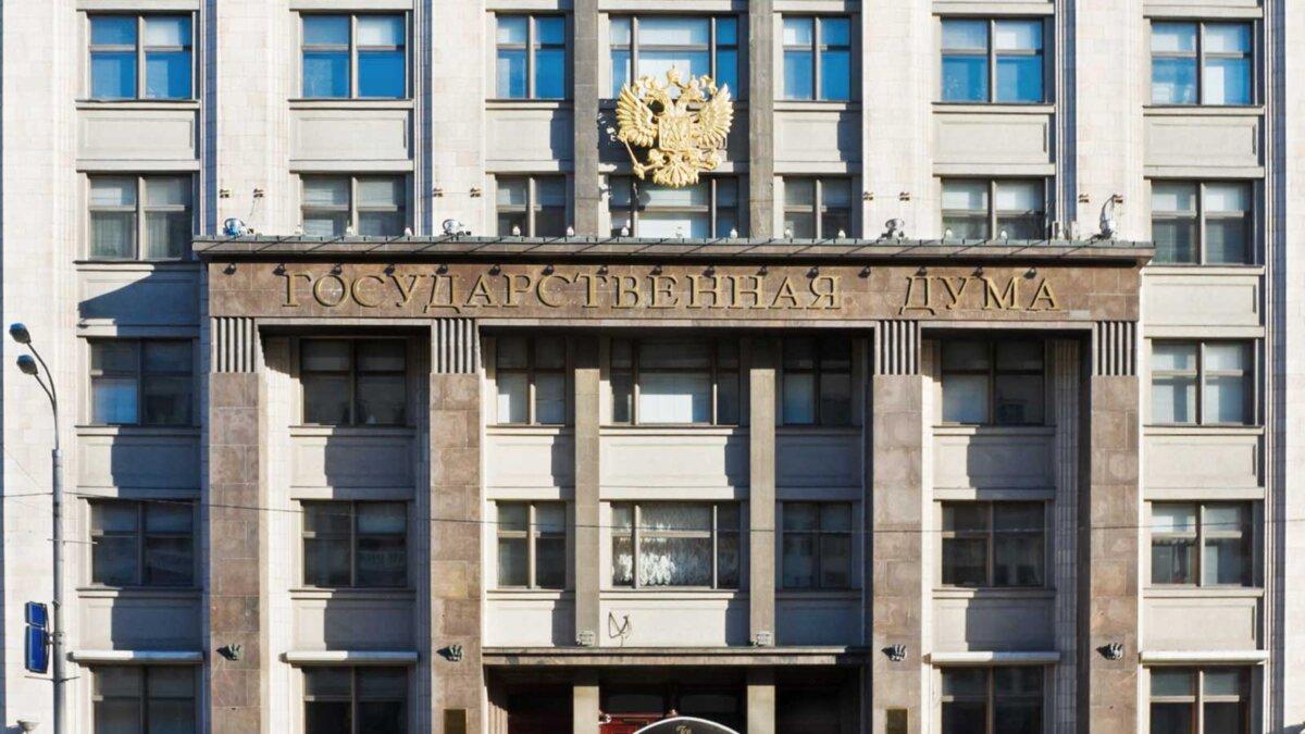 Госдума the state Duma