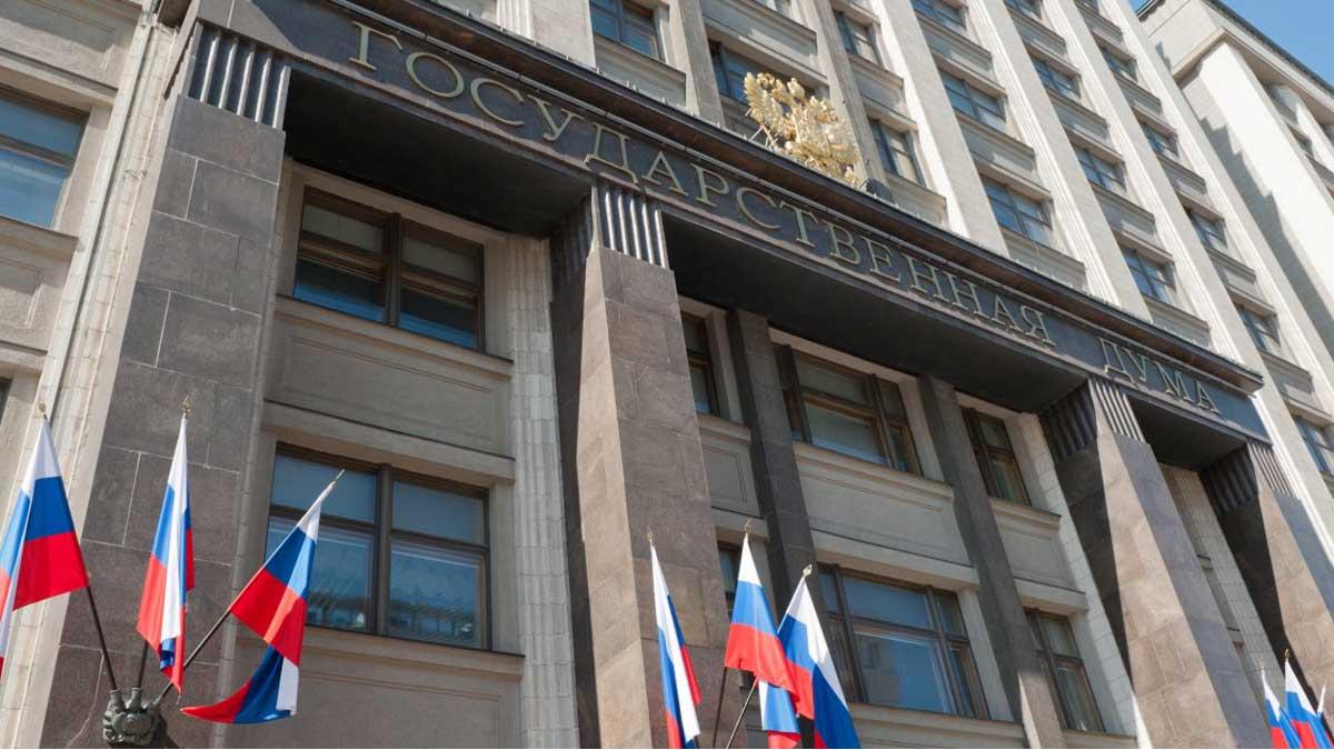 Государственная Дума state Duma