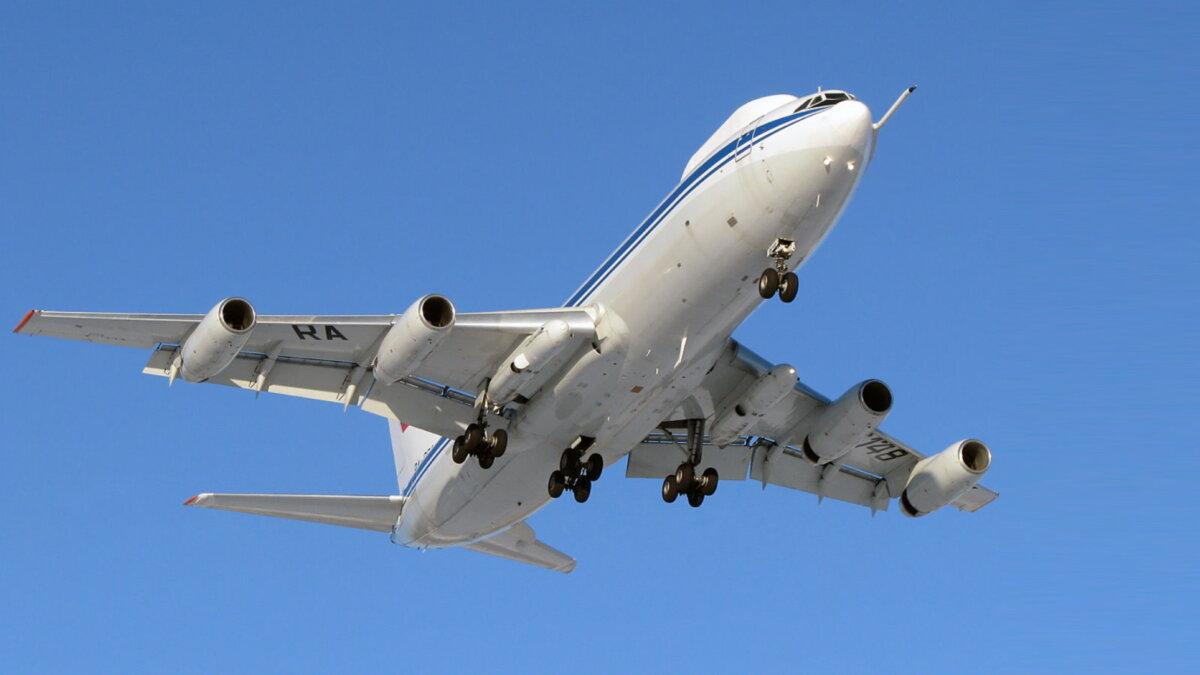 Ил-80 самолёт судного дня один