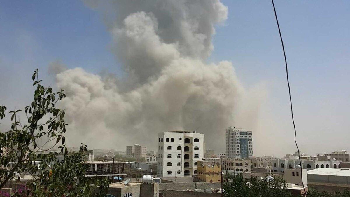 Йемен взрыв