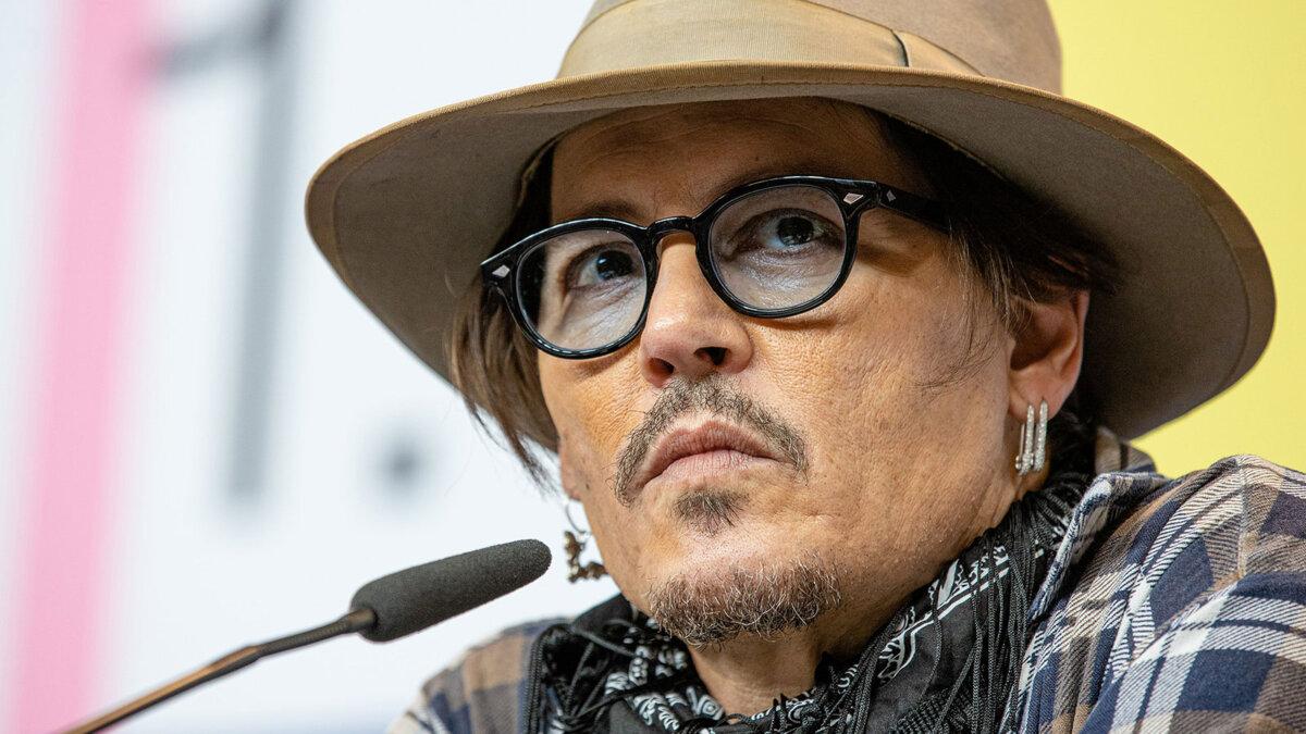 Johnny Depp актер Джонни Депп