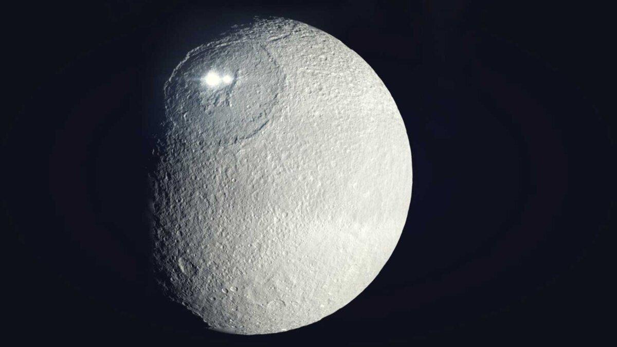 Карликовая планета Церера the asteroid Ceres