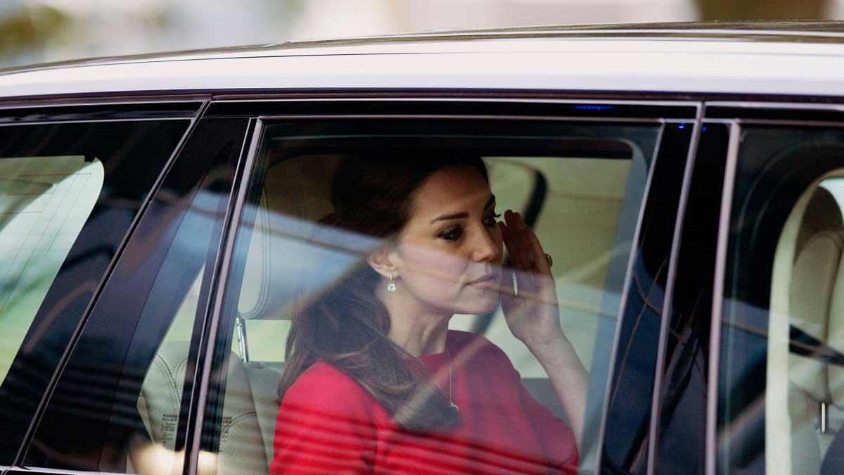 Кейт Миддлтон плачет Kate Middleton is crying
