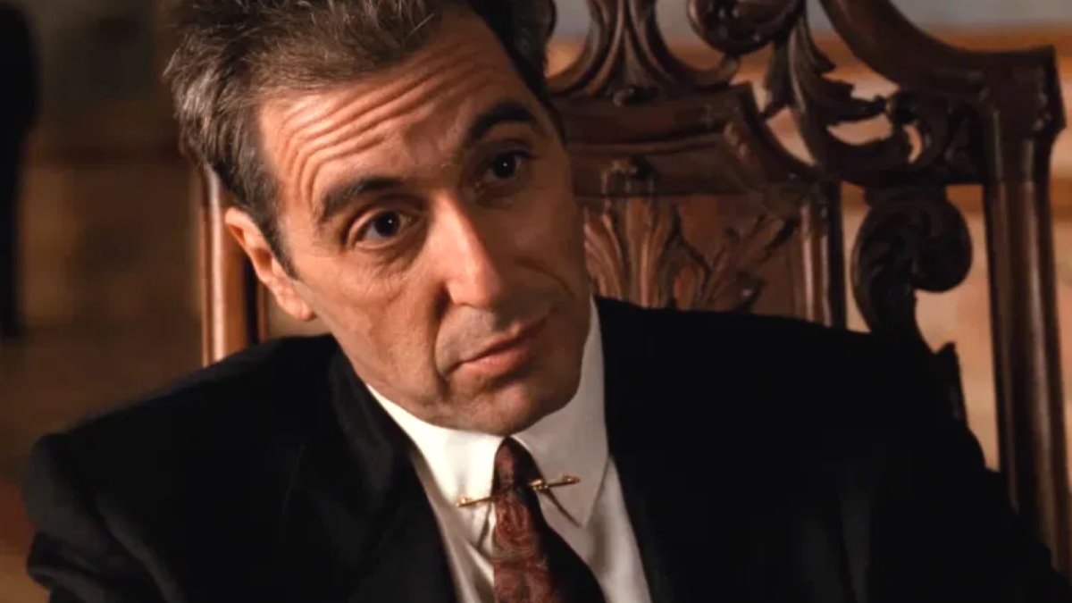 Кадр из фильма Крестный отец 3 The Godfather Coda- The Death of Michael Corleone