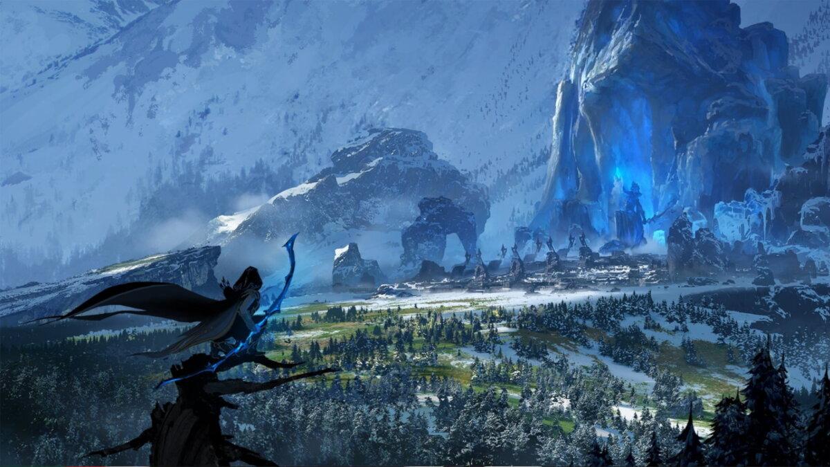 MMO игра во вселенной League of Legends