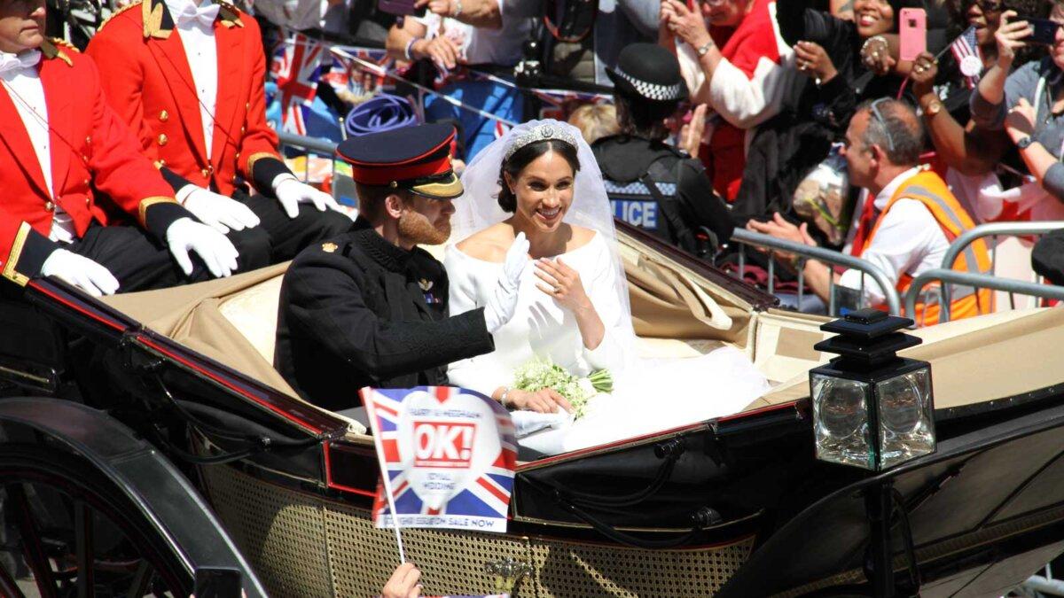 Meghan Markle and Prince Harry wedding свадьба Меган Маркл и принц Гарри