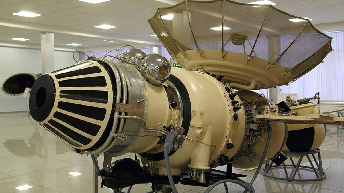 Межпланетная станция Венера 7 the Russian space Agency Venera-7