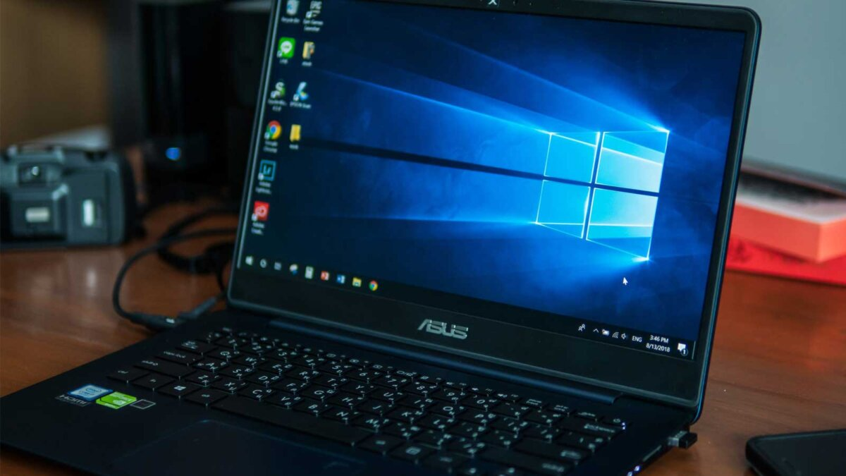 Ноутбук операционная система Виндовс 10 Windows 10