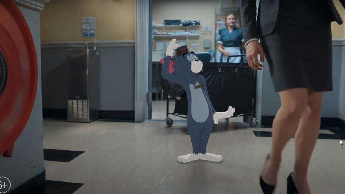 Новый Том и Джерри мультфильм