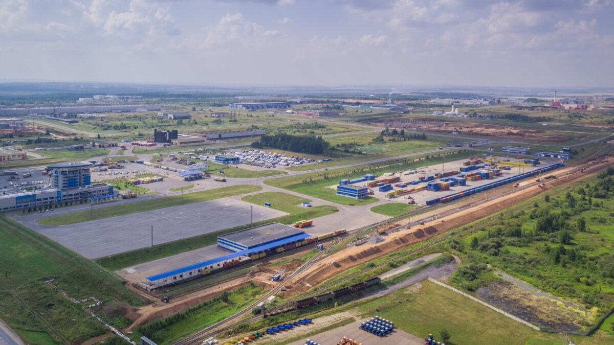 Особая экономическая зона ОЭЗ промышленно-производственного типа Алабуга в Елабуге