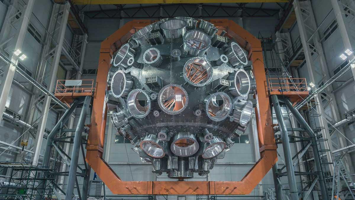 Первый модуль самой мощной в мире лазерной установки УФЛ-2М