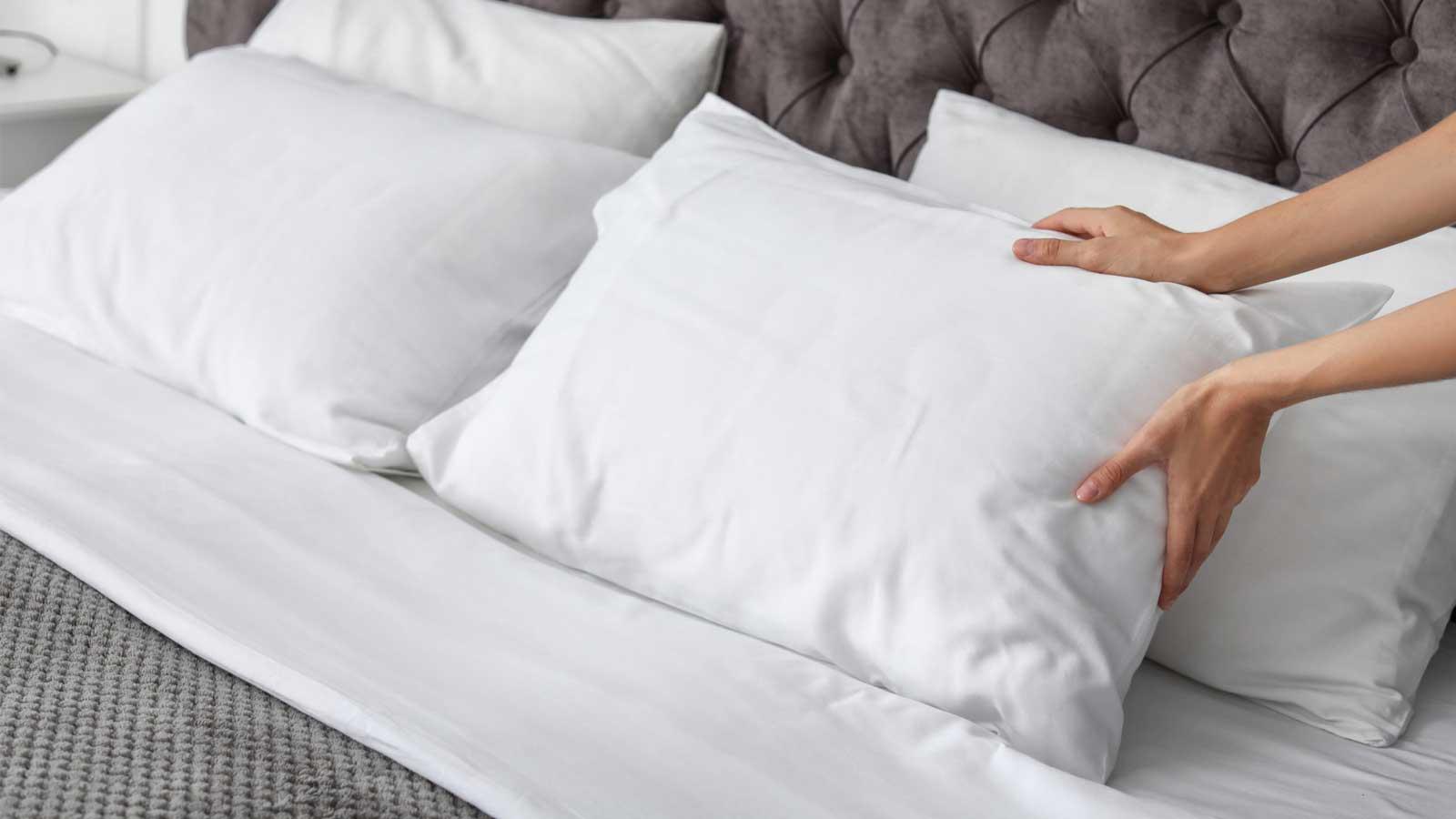 Смена постельного белья каждую неделю