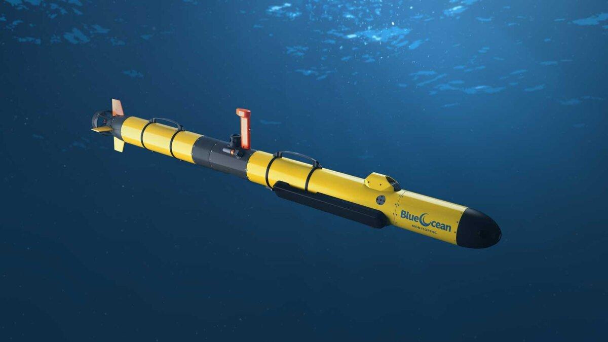 Подводный мониторинг Blue Ocean Monitoring adds to AUV fleet