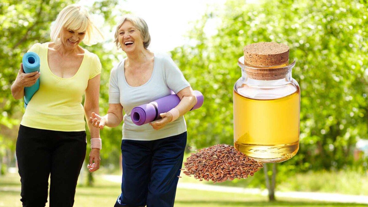Пожилые люди долголетие здоровье лен