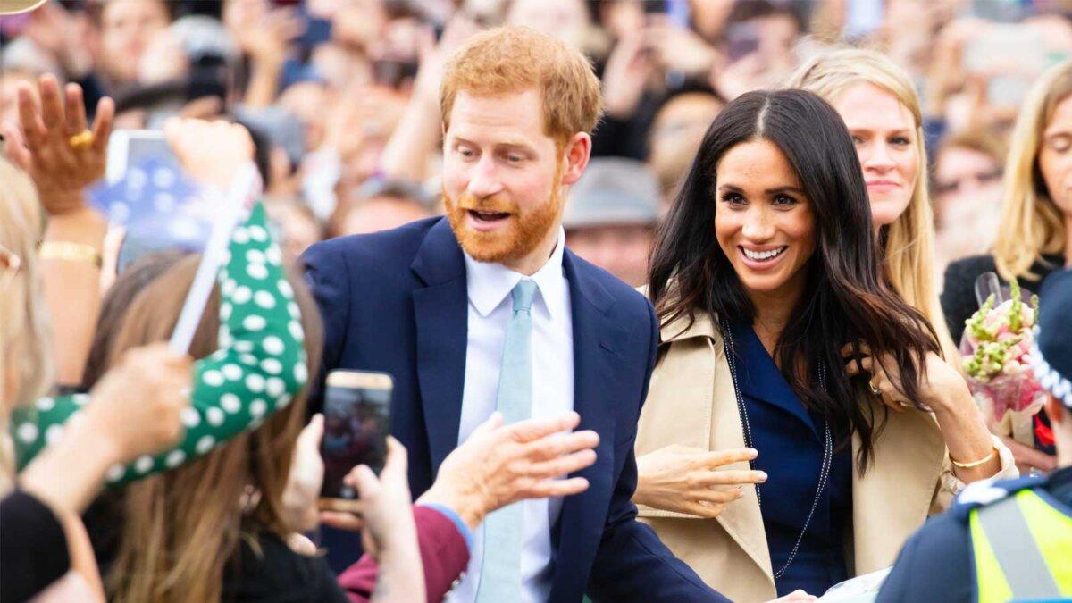 Принц Гарри и Меган Маркл Prince Harry and Meghan Markle