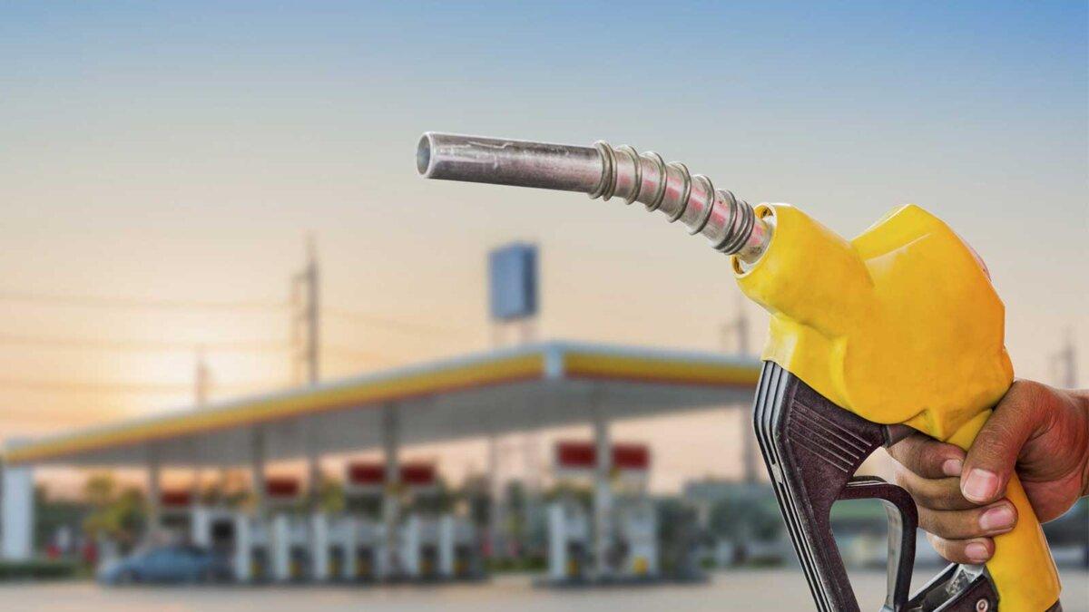 Шланг заправка рука бензин