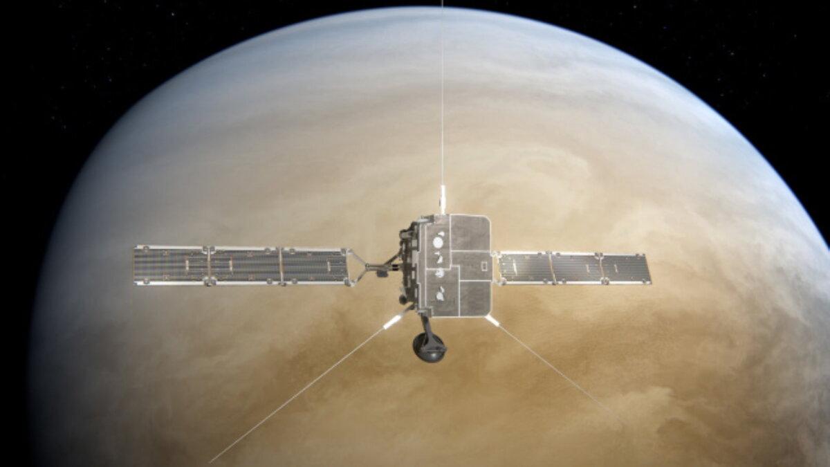 Зонд Solar Orbiter совершил первый облет Венеры