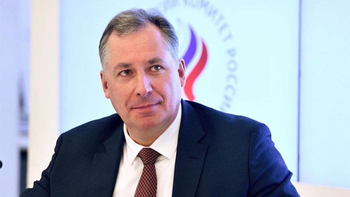Станислав Поздняков президент Олимпийского комитета России
