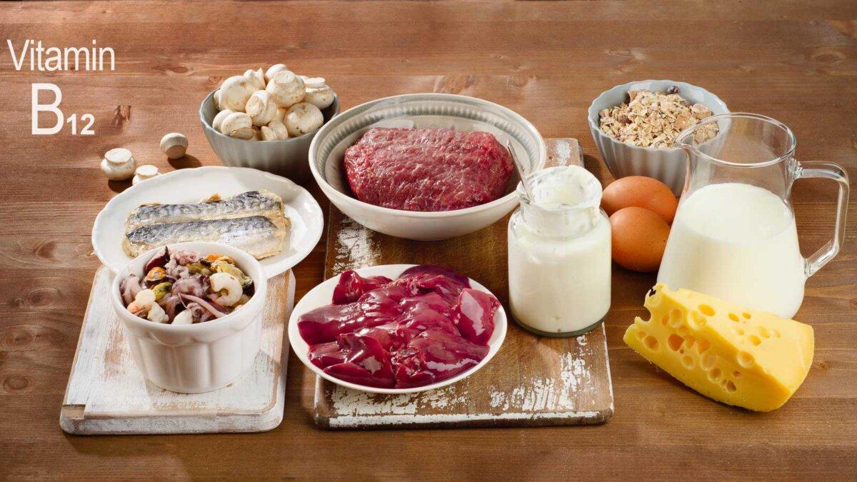 Сыр молоко рыба мясо грибы Foods Highest in Vitamin B12