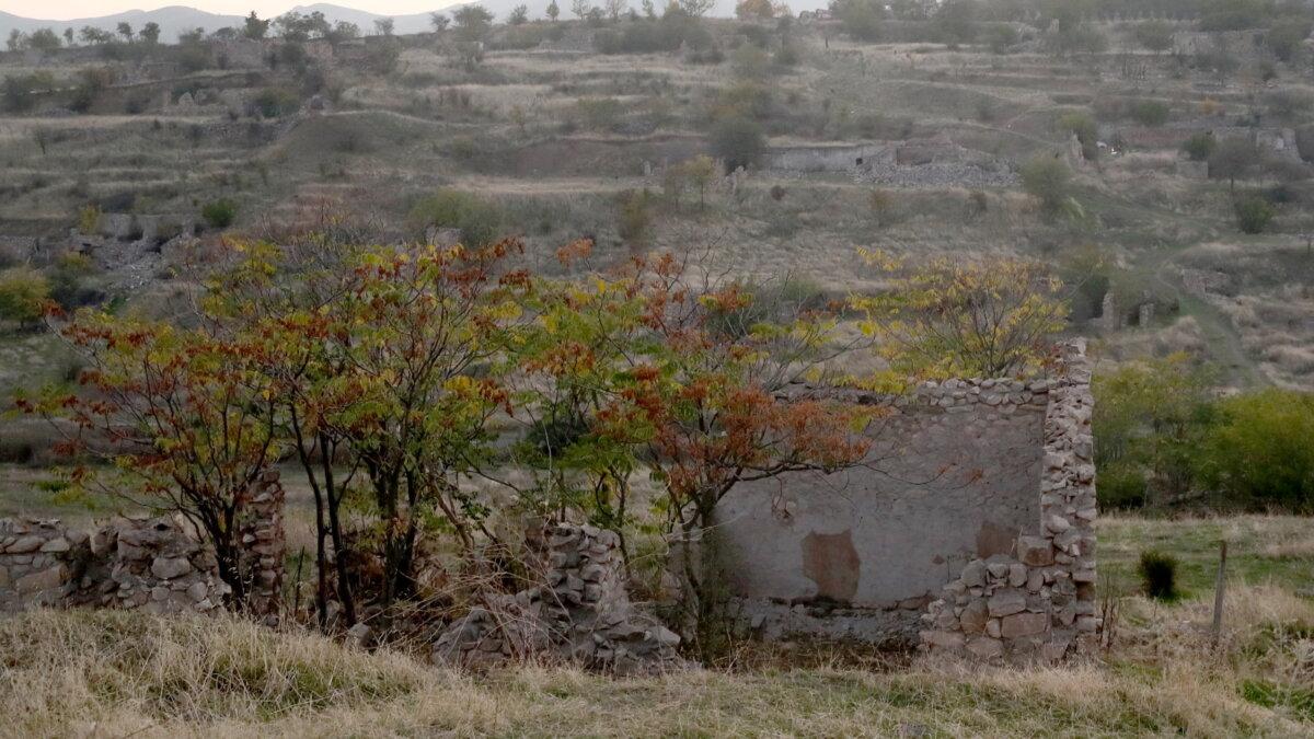 Джебраил Азербайджан конфликт Нагорный Карабах