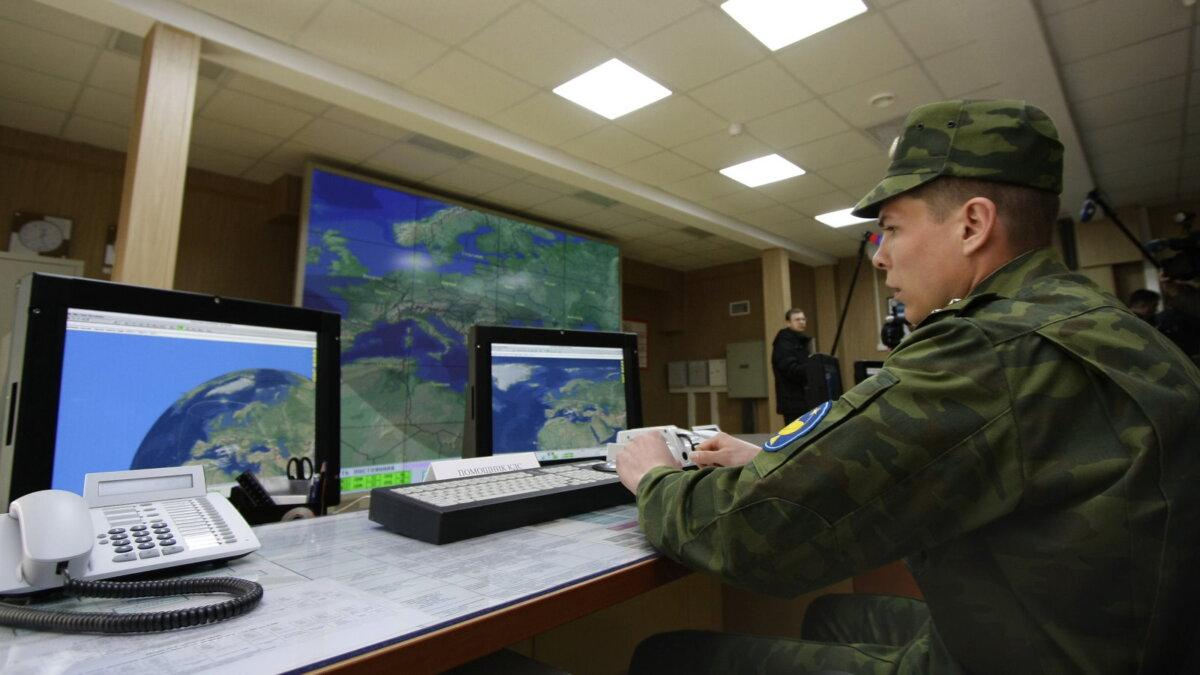 Россия армия радар РЛС штаб командный пункт загоризонтная радиолокационная разведка