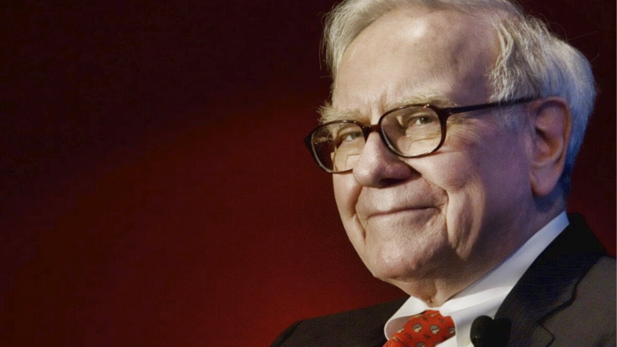 миллиардер Уоррен Баффет - Warren Buffett