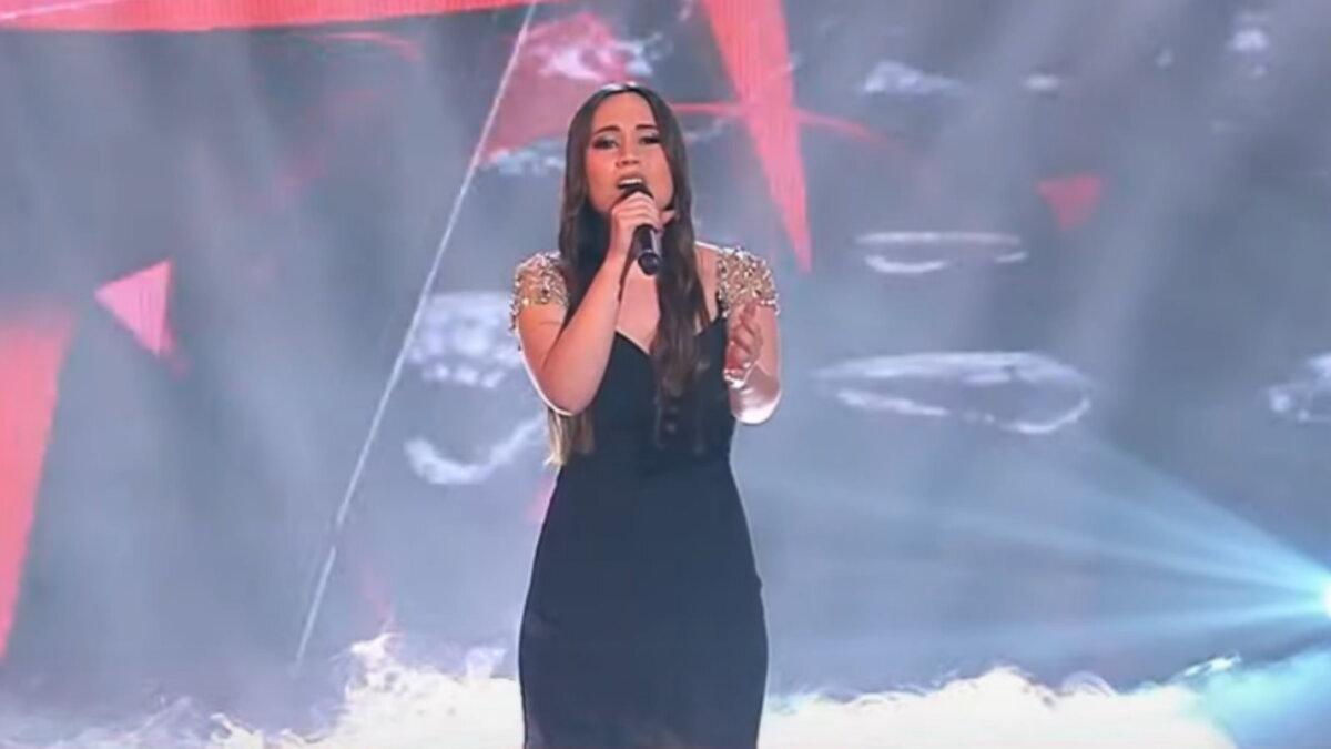 Яна Габбасова победила в шоу Голос