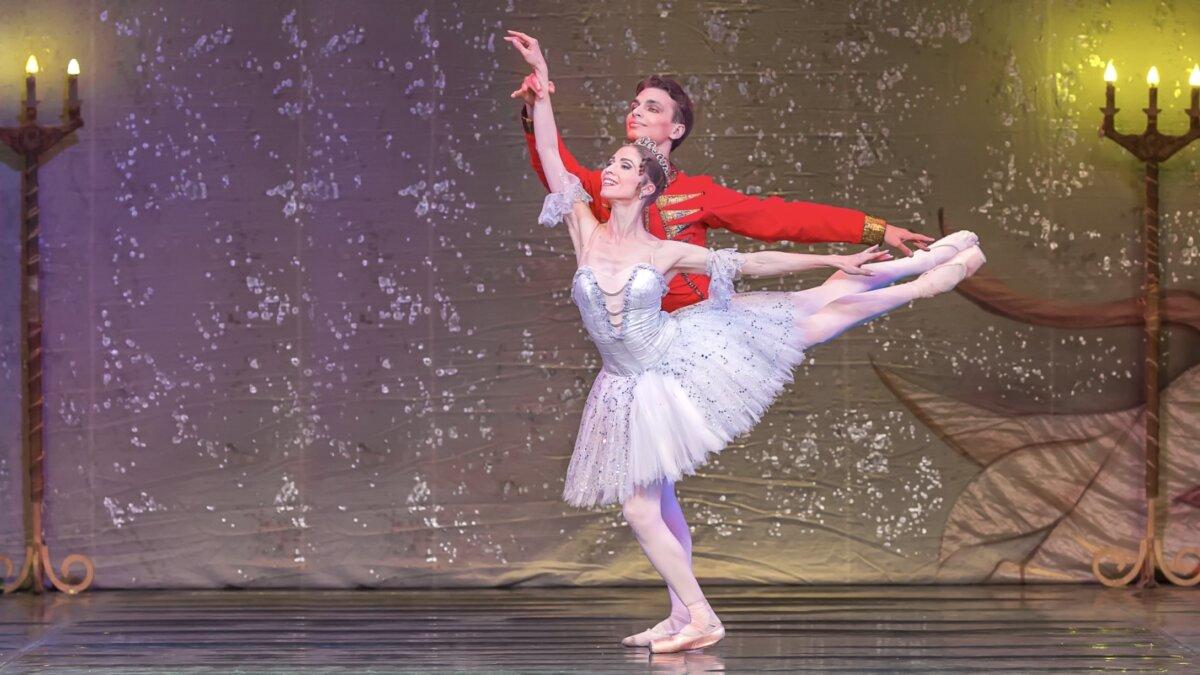 балет «Щелкунчик» в РАМТе