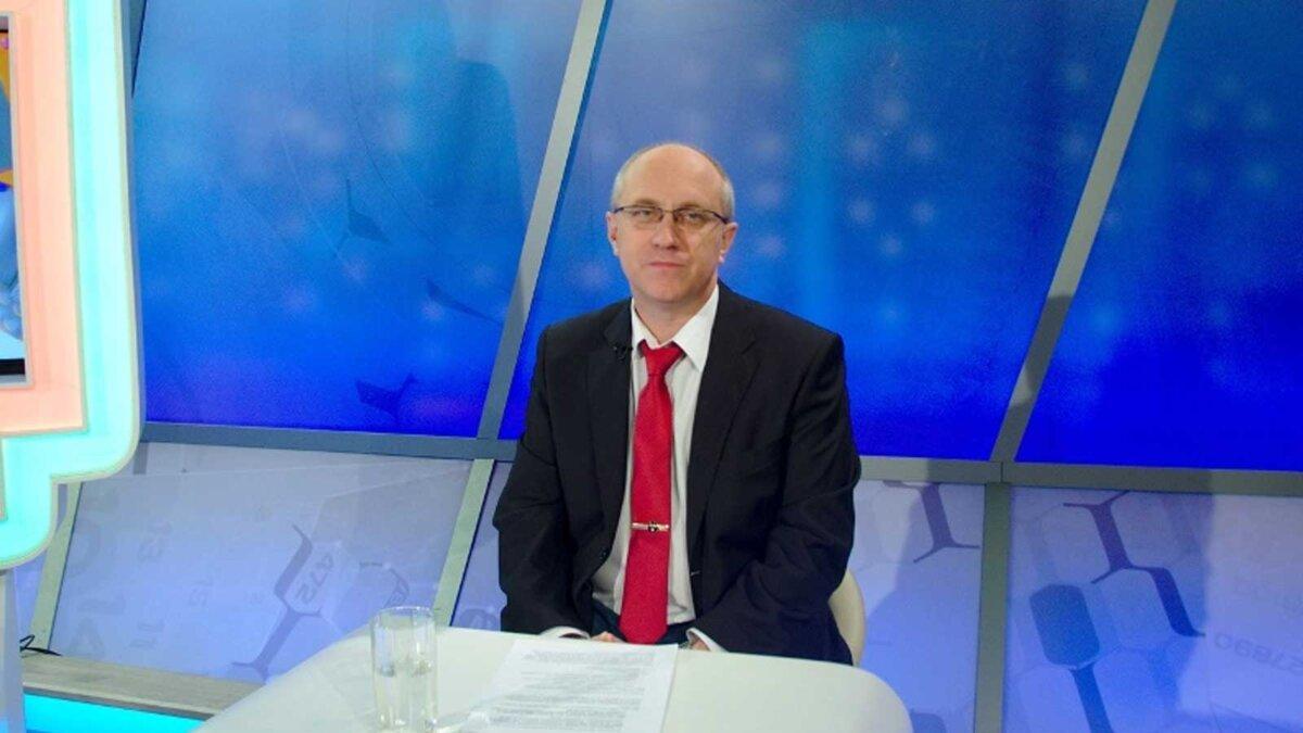 главный невролог Новгородской области, кандидат медицинских наук Павел Стариков