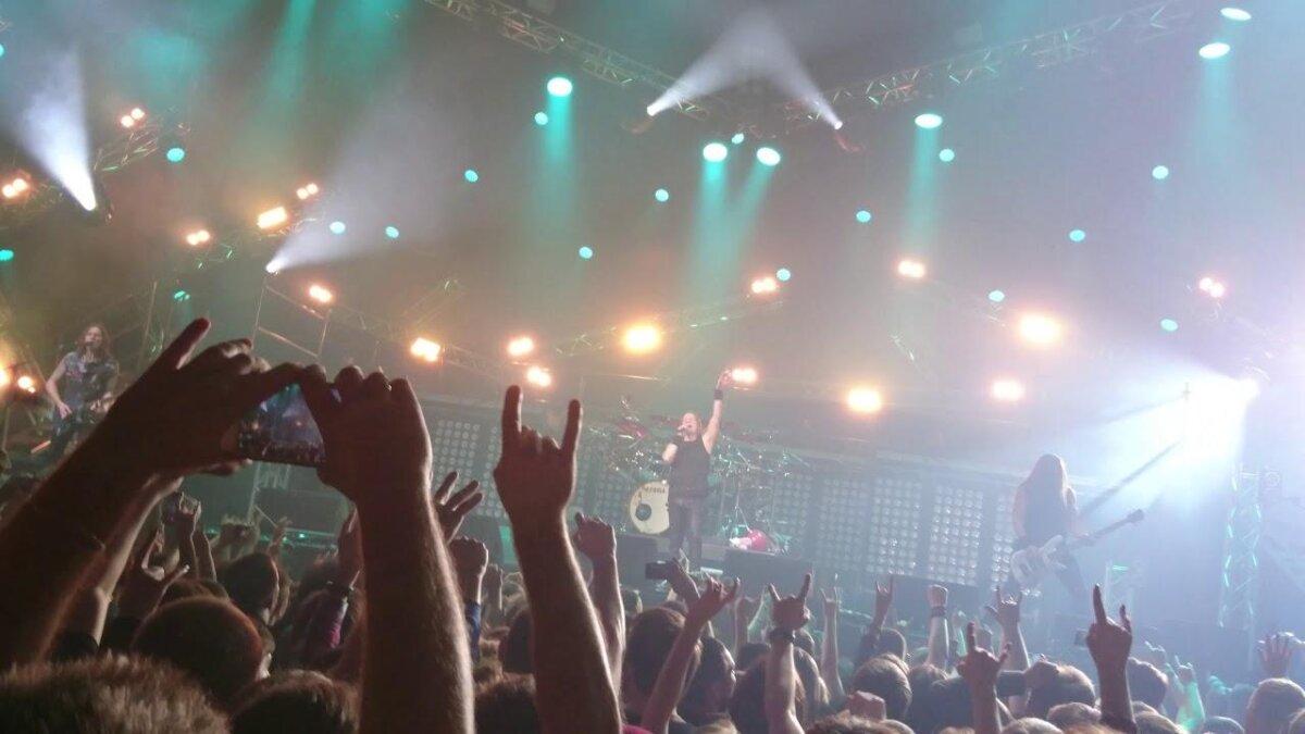 рок-концерт Кипелов