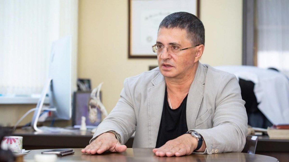Александр Мясников, врач-кардиолог, врач общей практики, телеведущий