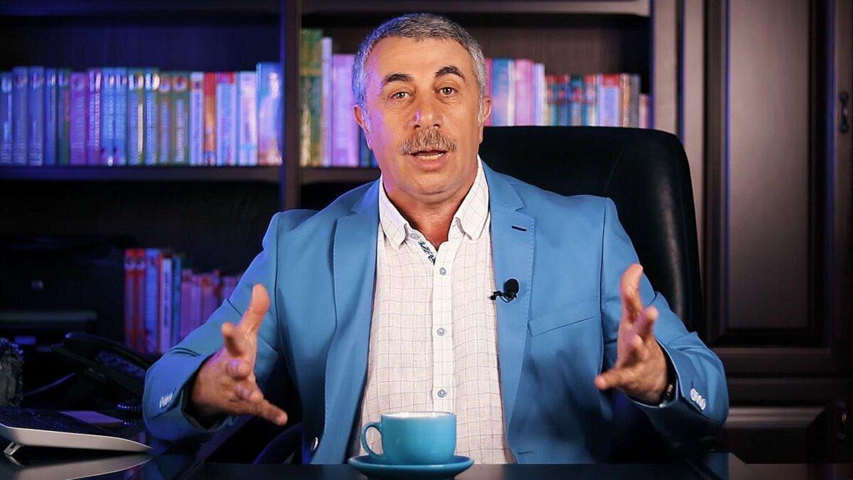 доктор Комаровский объясняет