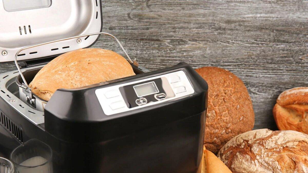 Хлеб в домашней хлебопечке