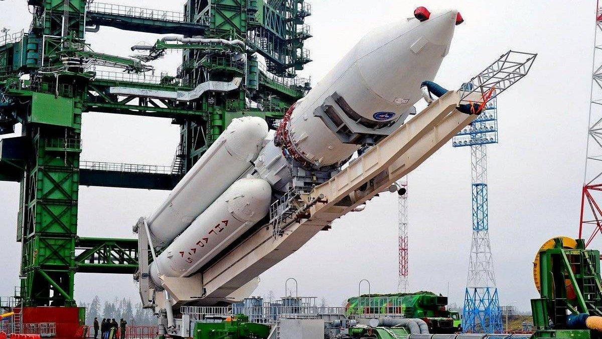 ангара-а5 ракета-носитель