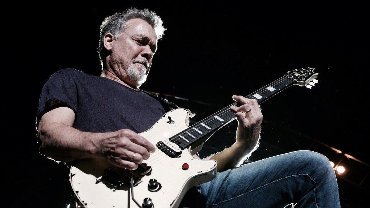 Eddie Van Halen Эдди Ван Хален