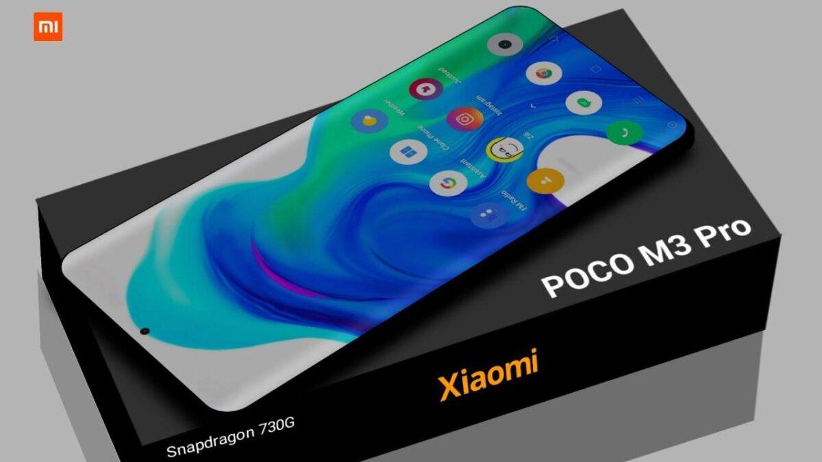 смартфон Poco M3 Pro