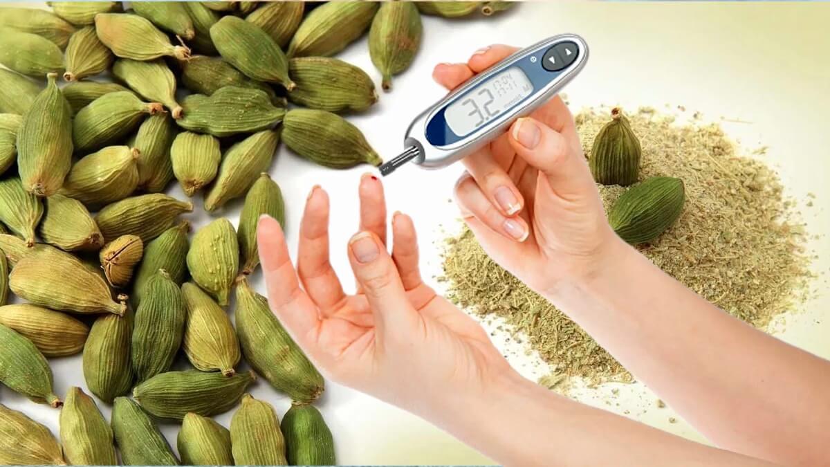 кардамон и уровень сахара диабет