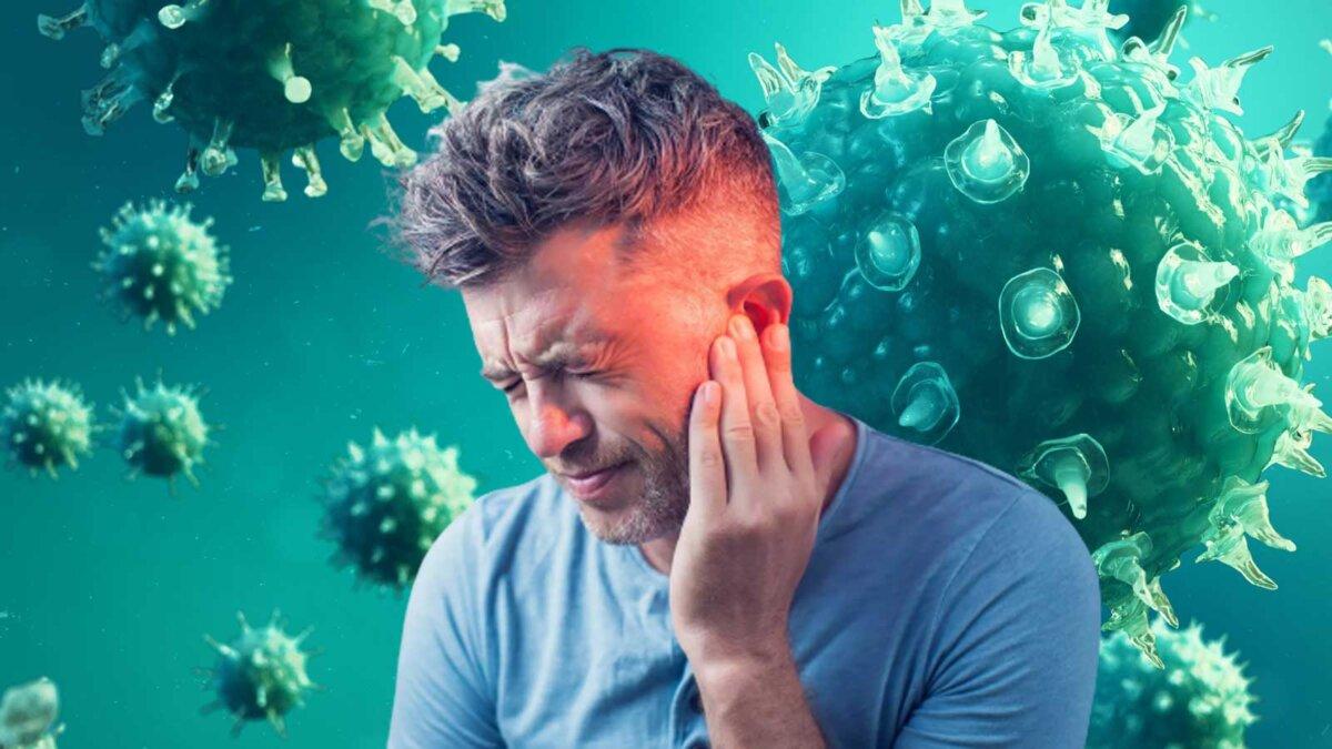 коронавирус парень проблемы со слухом
