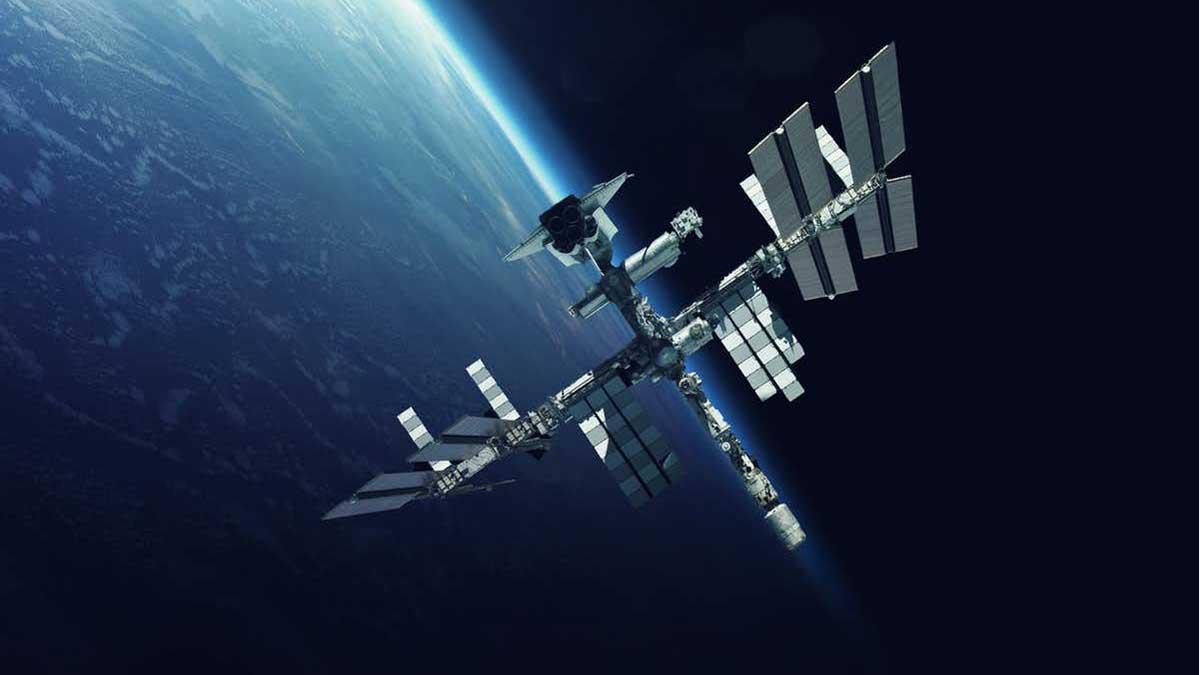 международная космическая станция international space station