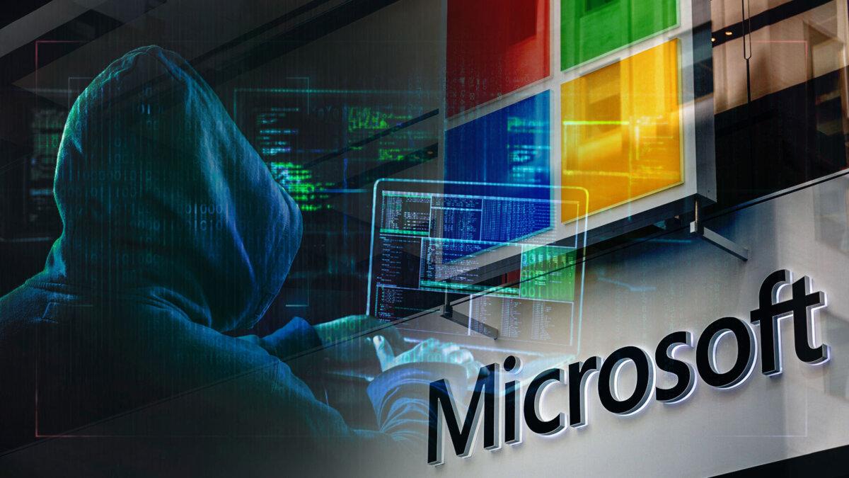 microsoft Микрософт хакерская атака хакер