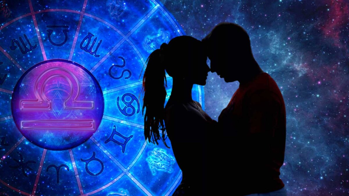 парень девушка поцелуй любовный гороскоп один