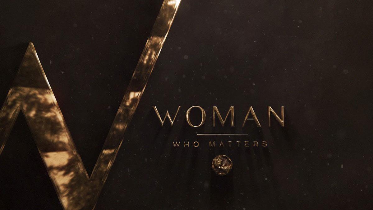 "премия ""Woman Who Matters"""